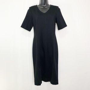 CAbi Black Claire Dress #3101 Size 6 NEW